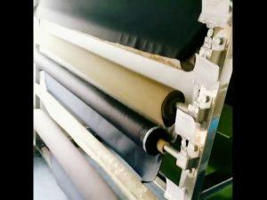 100% kain poliester antistatik dengan benang konduktif