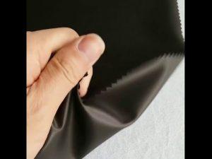 2018 berkualiti tinggi 100% nilon 420D ripstop luar lapisan kain jaket