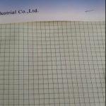 Antistatic 99% POLY + 1% CARBON Pakaian fabrik seragam kain konduktif