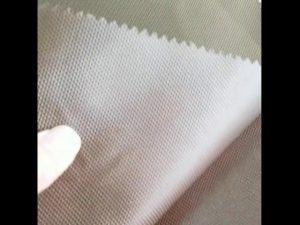 Pembekal China 1680D polyester PU bersalut fabrik oxford untuk ransel