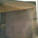Berkualiti tinggi 380gsm poliester menyusun kain mesh untuk lapisan tentera