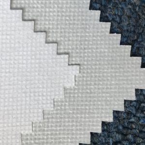 WF2 / O6SO5 SS + PE 75gsm Polypropylene non woven fabric + PE untuk kain pelindung pakai buang untuk perubatan