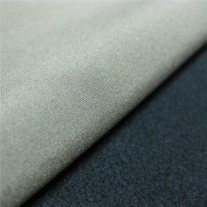 3 lapisan TPU bernafas fabrik softshell dengan bulu ikatan