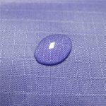 silikon bersalut ripstop nylon beg kain penutup ransel