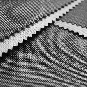 kekuatan tinggi nilon balistik 1000d cordura kain nilon tentera dengan pu bersalut untuk beg