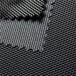 1680d twill jacquard polyester oxford fabric dengan pu bersalut tekstil untuk beg
