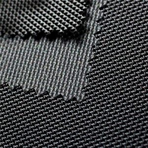 cina kain pasaran borong Mid east pencelupan twist ballistic nylon 1680D kalis air oxford kain luar untuk beg