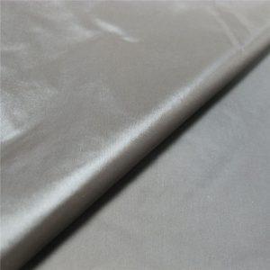190t / 210t lapisan nilon taffeta biasa / twill / kain dobby