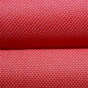 PU / PVC / PA / ULY Coated Polyester Oxford Waterproof Stab Fabric Bukti untuk ransel dan beg sukan