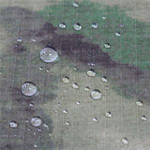 228t nilon taslan kain penyamaran dicetak kain / nilon kalis air nilon taslon