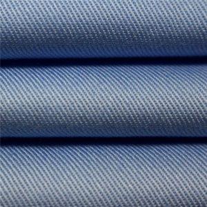 100% kapas berkabut dicelup kain kain seragam pakaian kerja seragam