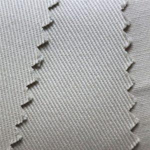 kain gabardin 100% kanvas kain kapas untuk pakaian seragam sekolah