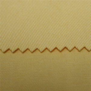 Kapas Modacrylic Fleece Jacket Contrasted Shirts Workwear Hi-Vis Fabric untuk Dijual