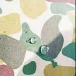 Kain kalis air nilon 1000D Australia kain camo yang dicetak