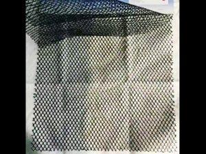 perintah percubaan 100% poliester tentera beg lapisan kain tahan lama mesh